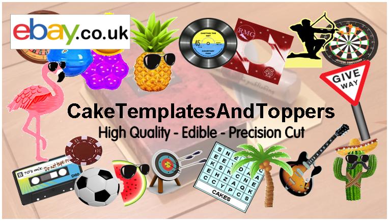 CakeTemplatesAndToppers