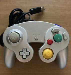 Silver Platinum Gamepad Controller for Nintendo Gamecube