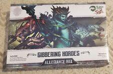 Wyrd The Other Side Gibbering Hoards - Allegiance Box NEW