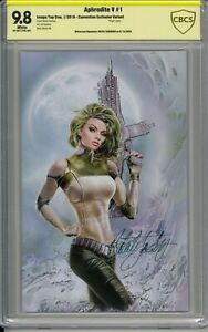 Aphrodite V 1 Convention Exclusive Signed by Natali Sanders
