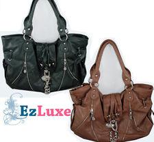 hollywood celebrity designer Miss Pillow Zipper Handbag metal hardware satchel