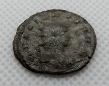 Gallienus, Roman, Pax standing holding olive branch & sceptre, Rome 256 var.