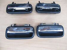 FOR TOYOTA PICKUP HILUX 88-97 4RUNNER 90-95 CHROME OUTSIDE DOOR HANDLE 2WD 4WD