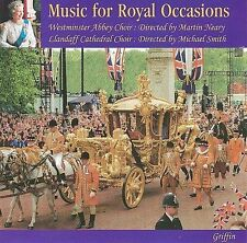MUSIC FOR ROYAL OCCASIONS NEW CD