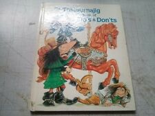 THE THINGAMAJIG BOOK OF DO'S AND DON'TS, BY KELLER, 1983