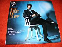 Cliff  Richard  -  The Best Of   Original   1968   Vinyl   LP   Record  SCX 6343