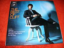 Cliff Richard-The Best of Original 1968 VINYL LP record SCX 6343
