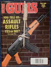 Magazine *GUNS* May, 1989 !!! SMITH & WESSON 5900 series Model 5904 PISTOL !!!
