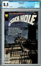 Black Hole #1 CGC 8.5 (Mar 1980, Whitman) Photo Cover, Dan Spiegle art, Disney
