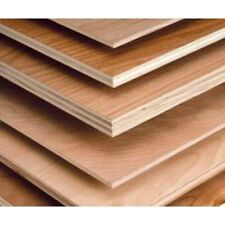 2440x1200x18mm Hardwood Faced Plywood BB/CC Structural WBP