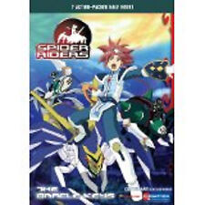 Spider Riders - The Oracle Keys - New Dvd