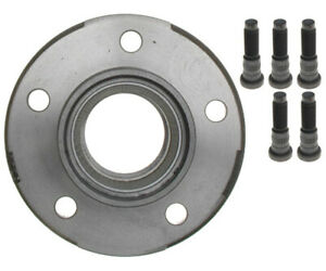 Axle Hub-Professional Grade Assembly Front Raybestos 4440R