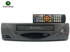 Videorecorder VHS Videorekorder mit FB (0) schwarz / silber 12 Monate Gewährl.