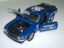 1970 Ford Mustang Canterbury Bulldogs 1:32 Code3 Rugby League Car