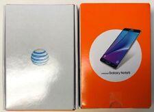 """""""новый"""" Samsung Galaxy Note 5 SM-N920A AT&T разблокированный смартфон 4G 32 ГБ все цвета"""