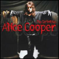 ALICE COOPER - THE DEFINITIVE CD ~ WELCOME TO MY NIGHTMARE~HEY STOOPID +++ *NEW*