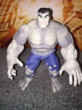 Marvel Legends Fin Fang Foom Series Savage Grey Hulk Figure
