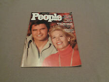 People - October 28, 1974 - Burt Reynolds / Dinah Shore Cover