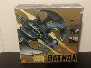 Batman Batwing Villain Cruncher 1989 Movie Version Toy Biz Incomplete