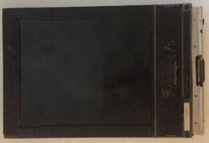 Vintage  Fidelty 4 x 5  Inch Cut Film Holder