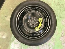 07-17 Volvo P3 S60 Xc70 Xc60 S80 V60 Spare Wheel and Tire 32209112