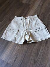Cargo Shorts Board babes von O'Neill, Gr. S (ca. 140) beige/sand Mädchen