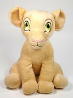 "The Lion King BABY SIMBA LION 10"" Soft Plush stuffed animal toy doll Disney"