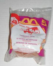 McDonalds--1996 Space Jam Toy # 5--Tasmanian Devil..new in bag