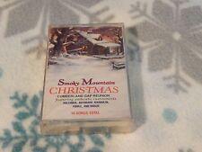 Smoky Mountain Christmas [Unison] by Cumberland Gap Reunion (Cassette, 1997) NEW