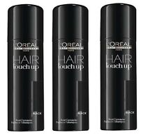 3 x Loreal Hair Touch Up black 75 ml Graukaschierung Grauabdeckung