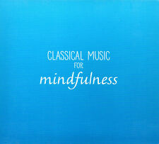 CD Various – Classical Music For Mindfulness 19 tracks meditation/relaxation