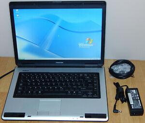 "15,4"" Laptop Notebook Toshiba Satellite Pro L40 T7200 120GB 2GB Win XP VGA WLAN"