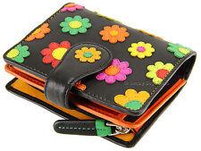 Visconti Daisy RFID Blocking Multi Compartment Ladies Leather Purse - DS80