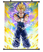 Super Fighting Hot Japan Anime 60*90cm Wall Scroll Poster @885 Dragon Ball Z