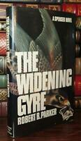 Parker, Robert B THE WIDENING GYRE A Spenser Novel 1st Edition 1st Printing