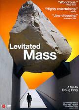 Levitated Mass (Brand New DVD) Michael Heizer