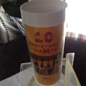 Minnesota Basketball Gophers 1972 Big Ten Champions Mug Dave Winfield 1970's