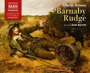 Charles Dickens: Barnaby Rudge - Unabridged Audiobook - 22CDs - Naxos