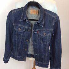 veste jeans levi's femme en vente | eBay