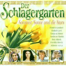 Schlagergarten Andreas Haas ('Juliet'), Peter Orloff, Adam & Eve, Katja.. [2 CD]