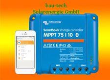 Victron Smartsolar MPPT Laderegler 75/10 10Amper 12V oder 24V inklusiv Bluetooth