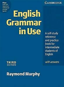 English Grammar in Use. Intermediate to Upper Intermediate... | Livre | état bon