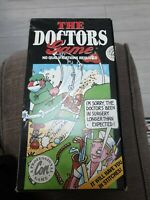 The Doctors Game Dr Family Fun Comedy Board Game Paradigm