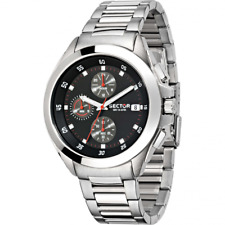 watch SECTOR mod. 720 RACING ref. R3273687001 Man woman chrono steel and date