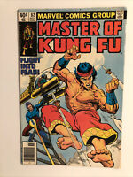 Marvel Comics The Hands Of Shang Chi Master Of Kung Fu #82