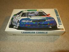 Hasegawa Landmark Toyota Corolla 1:24 Scale Model Kit 1993 MISB Sealed