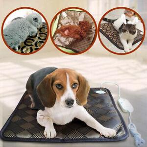 Waterproof Puppy Pet Home mat Cat Dog Bed Mat  winter Warmer Crate Mat