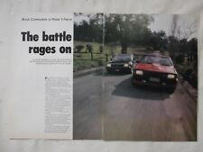 XD Ford Falcon Phase 5 Brock VC HDT Holden Commodore Original  Article