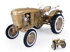 Deutz D15 Gold Version Vintage Tractor Limited Edition 1:16 Model 5210