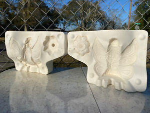 Vintage Ceramic Mold Slip casting  Cast Rare 1994 Gare FAIRY 2757